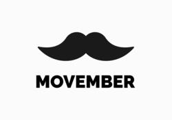 Movember, le mois de la moustache