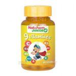 Nat&form Junior Ours Gomme Oursons 9 Vitamines B/60 à Mérignac