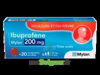 IBUPROFENE MYLAN 200 mg, comprimé enrobé à Mérignac