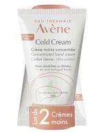 Avène Eau Thermale Cold Cream Duo Crème Mains 2x50ml à Mérignac