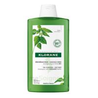 Klorane Ortie Shampooing Séboréducteur Cheveux Gras 400ml à Mérignac