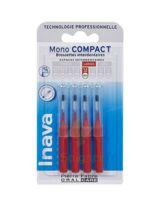 Inava Brossettes Mono-compact Rouge Iso 4 1,5mm à Mérignac