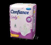 Confiance Lady Slip absorption 5 Gouttes large Sachet/7 à Mérignac