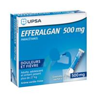 Efferalgan 500 mg Glé en sachet Sach/16 à Mérignac