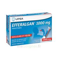 Efferalgan 1g Cappuccino granules 8 sachets à Mérignac