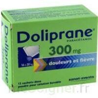 DOLIPRANE 300 mg Poudre pour solution buvable en sachet-dose B/12 à Mérignac