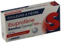 IBUPROFENE SANDOZ CONSEIL 200 mg, comprimé enrobé à Mérignac