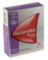 Nicoretteskin 10 mg/16 h Dispositif transdermique B/28 à Mérignac