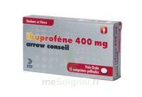 IBUPROFENE ARROW CONSEIL 400 mg, comprimé pelliculé à Mérignac
