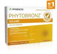 Phytobronz Solaire Caps Tous Types De Peaux 2b/30 à Mérignac