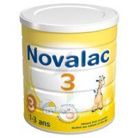 Novalac 3 Croissance lait en poudre 800g à Mérignac