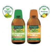 Ultradraine Bio Solution buvable Thé vert citron Fl/500ml à Mérignac