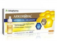 Arkoroyal Défenses Naturelles Gelée adulte 7 Doses/10ml à Mérignac