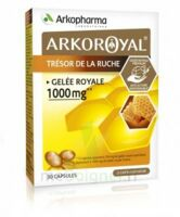 Arkoroyal Gelée royale 1000 mg Caps B/30 à Mérignac