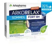 Arkorelax Sommeil Fort 8H Comprimés B/15 à Mérignac