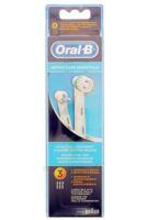 Brossette De Rechange Oral-b Ortho Care Essentials X 3 à Mérignac