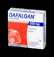 DAFALGAN 500 mg Comprimés effervescents sécables Film/16 à Mérignac