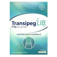 TRANSIPEGLIB 5,9g Poudre solution buvable en sachet 14 Sachets à Mérignac