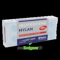 IBUPROFENE MYLAN 200 mg, comprimé enrobé B/30 à Mérignac