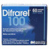 DIFRAREL 100 mg, comprimé enrobé 6Plq/10 à Mérignac