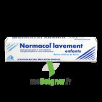 NORMACOL LAVEMENT ENFANTS, solution rectale, récipient unidose à Mérignac