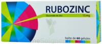 RUBOZINC 15 mg Gél 1Plq/60 à Mérignac