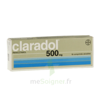 CLARADOL 500 mg, comprimé sécable à Mérignac