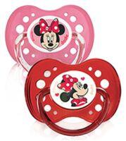 Dodie Disney sucettes silicone +18 mois Minnie Duo à Mérignac