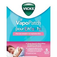 VICKS VAPOPATCH ENFANTS à Mérignac