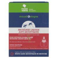 MOUSTIKOLOGNE Recharge diffuseur anti-moustiques liquide 45 nuits à Mérignac