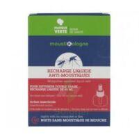 MOUSTIKOLOGNE Recharge diffuseur anti-moustiques tablettes 20 nuits à Mérignac