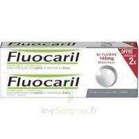 Fluocaril Bi-Fluoré 145 mg Pâte dentifrice blancheur 2*75ml à Mérignac