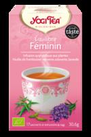 YOGI TEA EQUILIBRE FEMININ à Mérignac