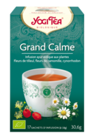 YOGI TEA GRAND CALME à Mérignac