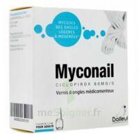 MYCONAIL 80 mg/g, vernis à ongles médicamenteux à Mérignac