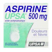ASPIRINE UPSA 500 mg, comprimé effervescent à Mérignac