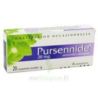 Pursennide 20 Mg, Comprimé Enrobé à Mérignac
