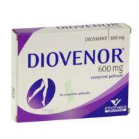 Diovenor 600 Mg, Comprimé Pelliculé à Mérignac