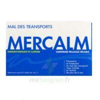 MERCALM, comprimé pelliculé sécable à Mérignac