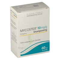 MYCOSTER 10 mg/g, shampooing