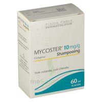 MYCOSTER 10 mg/g, shampooing à Mérignac
