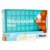 NIFUROXAZIDE MYLAN 200 mg, 12 gélules à Mérignac