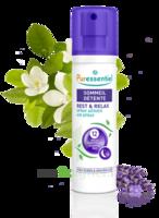 Puressentiel Sommeil - détente Spray Aérien Sommeil Détente aux 12 Huiles Essentielles - 200 ml