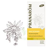 PRANAROM Huile végétale bio Macadamia 50ml à Mérignac
