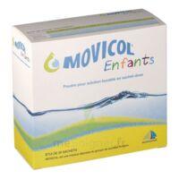 MOVICOL ENFANTS, poudre pour solution buvable en sachet-dose à Mérignac