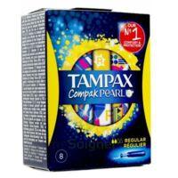 Tampax Compak Pearl Régulier à Mérignac