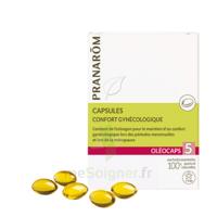 PRANAROM OLEOCAPS 5 Caps confort gynécologique & urinaire à Mérignac