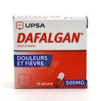 DAFALGAN 500 mg Gélules 2plq/8 (16) à Mérignac