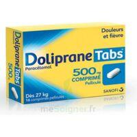 DOLIPRANETABS 500 mg Comprimés pelliculés Plq/16 à Mérignac