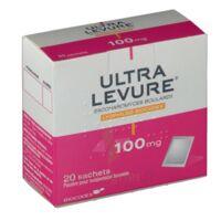 ULTRA-LEVURE 100 mg Poudre pour suspension buvable en sachet B/20 à Mérignac
